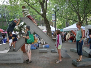 Art galleries in Pioneer Square