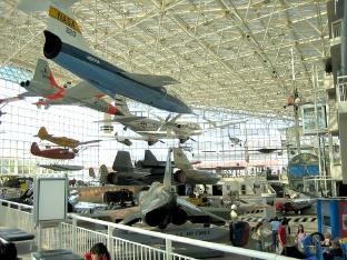 Flight Museum in Seattle