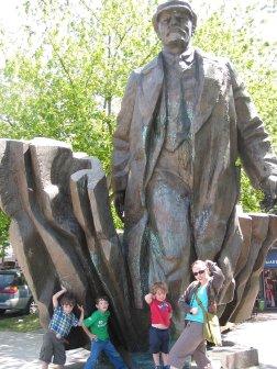 Fremont Lenin Statue