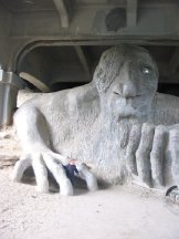 The Famous Fremont Troll