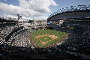 Seattlel Mariners Baseball Tickets - Safeco Field