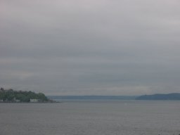 Weather in Seattle - Cloudy