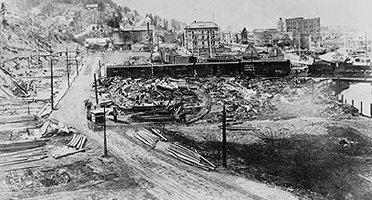 1910 Forest Fire