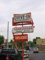 Dicks burgers in Seattle