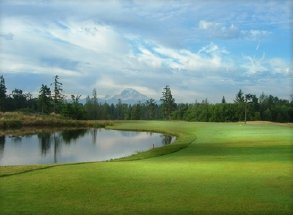 Golf and Seattle - Druids Glen Golf Course