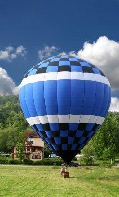 Hot air balloon Seattle