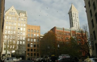 Seattle Pioneer Square Apartments