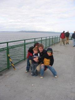 Seattle Washington Ferries