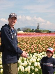 Don't miss the Skagit Valley Tulip Festival