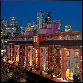 The Edgewater Hotel in Seattle